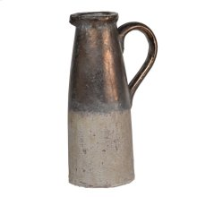 "1346  14.5"" Candia Pitcher Sienna"