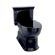 Eco Soir©e® One Piece Toilet, 1.28 GPF, Elongated Bowl - Ebony