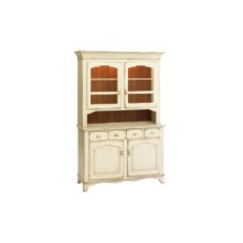 Provence Hutch Two Door