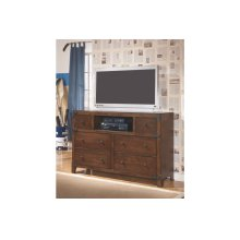 B362 YOUTH DRESSER & MIRROR