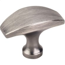 "1-1/2"" Overall Length Cabinet Knob."