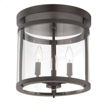 Penrose 3 Light Semi-Flush Mount