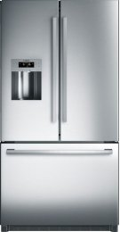 800 Series 36 inch Standard Depth French Door Bottom Freezer, B26FT50SNS, Stainless Steel Stainless Steel B26FT50SNS Product Image