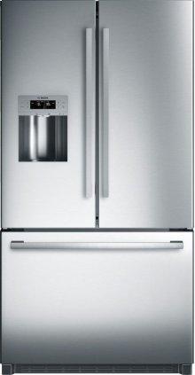 800 Series 36 inch Standard Depth French Door Bottom Freezer, B26FT50SNS, Stainless Steel Stainless Steel B26FT50SNS