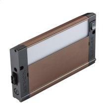 "4U Series LED Collection 8"" LED Cabinet Light 3000K in BZT"