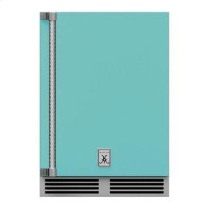 """Hestan24"""" Hestan Outdoor Undercounter Refrigerator (Solid Door) - GRSR Series - Bora-bora"""
