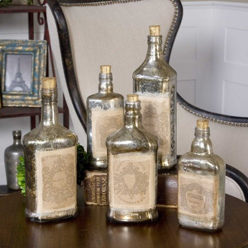 Recycled Bottles, S/5