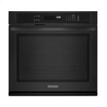 KitchenAid® 27-Inch Single Wall Oven, Architect® Series II - Black