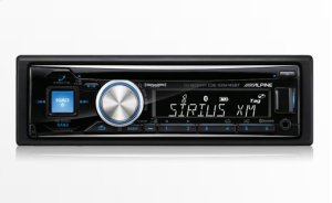Advanced Bluetooth CD/SiriusXM Receiver