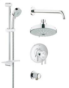 GrohFlex Shower Set Thermostat valve