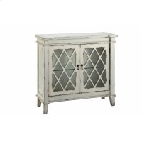 Goshen 2-door Cabinet In Antique White Product Image