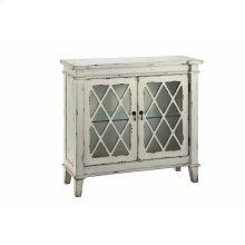 Goshen 2-door Cabinet In Antique White