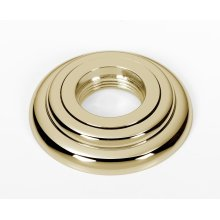 Charlie's Collection Grab Bar Brackets A6724 - Polished Brass