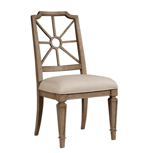 Wethersfield Estate-Side Chair in Brimfield Oak