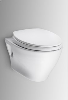Cotton Aquia® Wall-Hung Dual-Flush Toilet, 1.6GPF & 0.9GPF with SanaGloss
