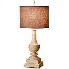 Grecian Table Lamp