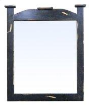 Stone Brown Econo Mini Mirror Product Image