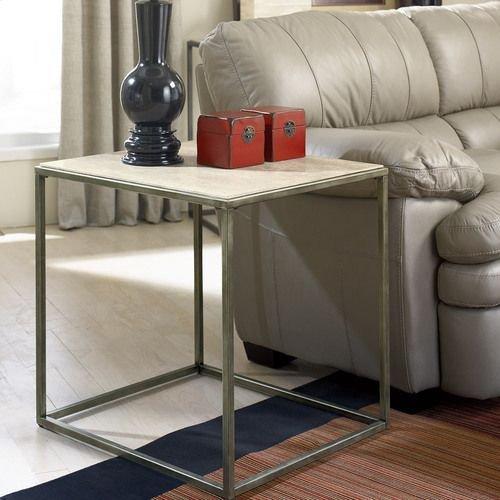 Modern Basics Rectangular End Table