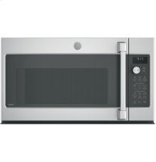 GE Cafe™ Series 1.7 Cu. Ft. Convection Over-the-Range Microwave Oven [OPEN BOX]