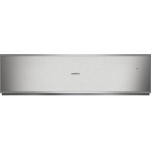 """400 Series Convection Warming Drawer Stainless Steel-backed Glass Front Width 30"""" (76 Cm), Height 8 3/16"""
