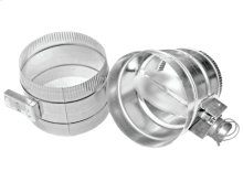XOMA06 Make Up Air Damper