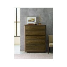 Faulk Five Drawer Chest