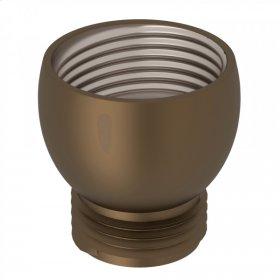 "English Bronze Perrin & Rowe 3/4""F X 1/2""M Adaptor"