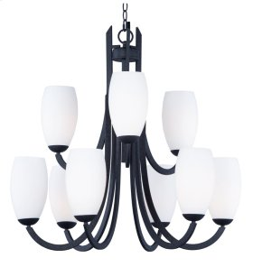 Taylor 9-Light Chandelier