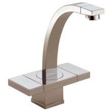Two-handle Single-hole Lavatory Faucet