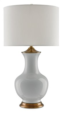 Lilou White Table Lamp
