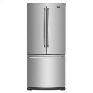 Maytag30-inch Wide French Door Refrigerator - 20 cu. ft.