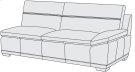 Prescott Right Arm Loveseat in Mocha (751) Product Image