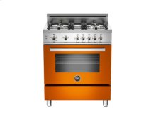 Orange 30 4-Burner, Gas Range