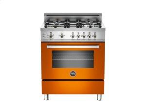 Orange 30 4-Burner, Gas Range