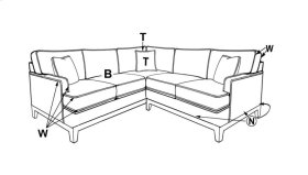 5230 CORNER SECTIONAL PIECES