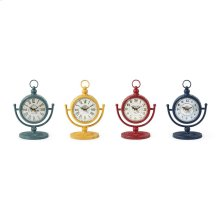 Bonney Table Clocks - Ast 4