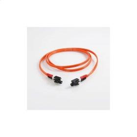 Value Series 50/125 Multimode LC-LC Duplex Fiber Cable