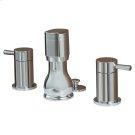 Serin 2-Handle Bidet Faucet - Polished Chrome Product Image