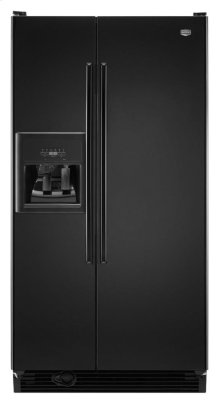 Side-By-Side Refrigerator with Store-N-Door® Ice System