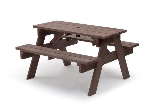 Child's Picnic Table - Stone Grey (3002)