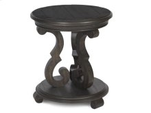 RED HOT BUY! Round Accent End Table