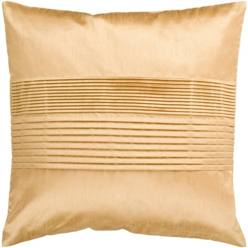 """Solid Pleated HH-022 22"""" x 22"""""""