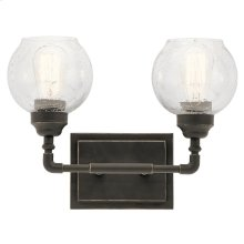 Niles Collection Niles 2 Light Bath Light OZ