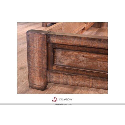 6/6 Low-profile Footboard & 6/6 Rails