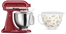 Exclusive Holiday Stand Mixer Bundle - Empire Red