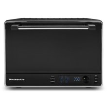 Dual Convection Countertop Oven - Black Matte