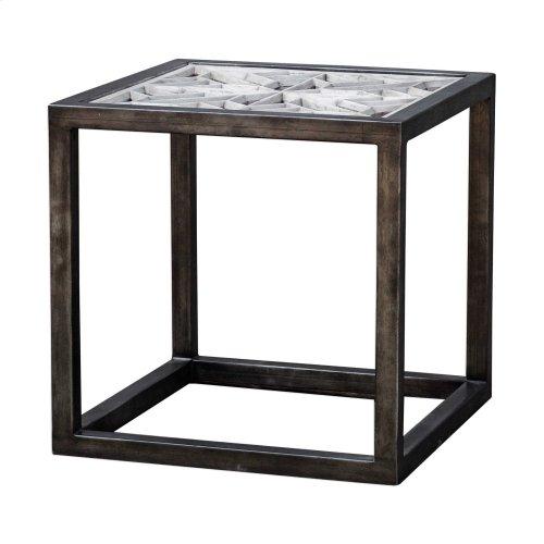 Baruti End Table