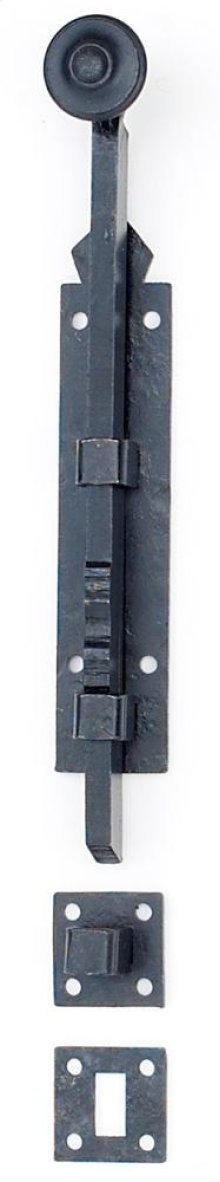 Surface Bolt Wrought Iron