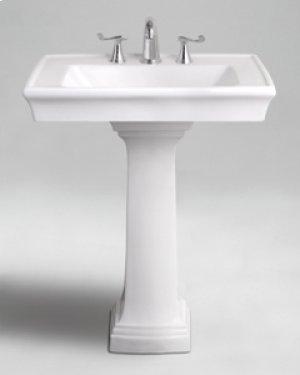 Balsa JULIAN Pedestal Lavatory 8-inch spread