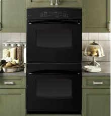 "GE Profile™ Series 30"" Built-In Double Convection/Thermal Wall Oven"